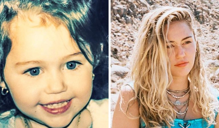 What 19 Celebs looked like when they were kids