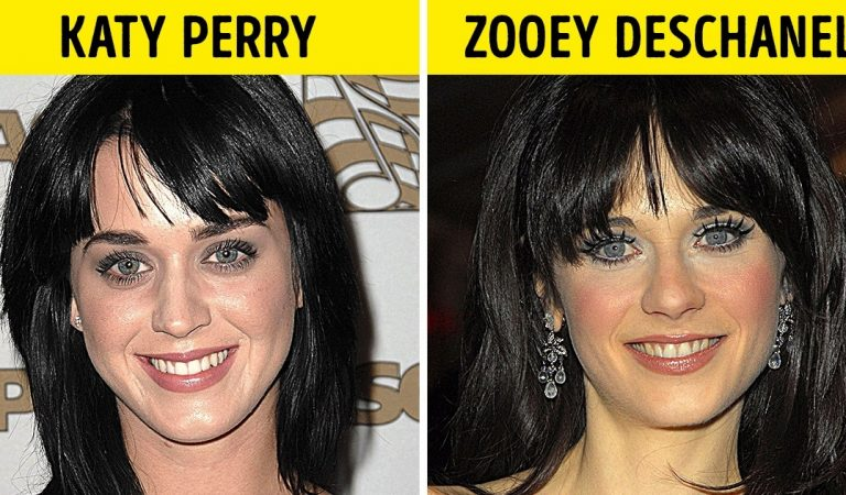 17 pairs of celebrities who look like identical twins