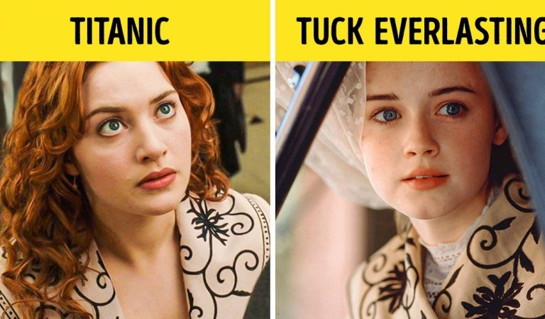 13 Times Movie Creators Didn't Bother and Used the Same Costumes in Different Films